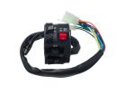 Conjunto Interruptor da Luz Condor Lado Esquerdo para Honda Cg 125 00/04 KS | NXR Bros 125 03/05 KS