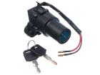 Chave de Ignição Condor para Yamaha Ybr 06/07 XTZ 125 06/07 YS Fazer 250 até 06 (2 Fios)