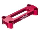 Estabilizador de Guidão para Honda CRF 250/450R 02/.. | CRF 250/450X 04/.. 22mm Vermelho Moto X
