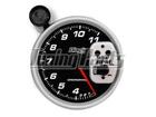 Conta-Giros Monster 125mm Cronomac Black Series com Shift Light 11RPM Compacta