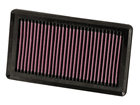 Filtro K&N Inbox 33-2375 para Nissan Livina 1.8 16V / Grand Livina 1.8 16V e Tiida 1.8 16V