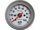 Manômetro de Ar Cronomac Racing 52mm Luz Branca 10Kg