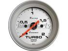 Manômetro de Turbo Cronomac Racing 52mm Luz Branca 2Kg