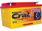 Bateria Cral Sound 90Ah Lado Direito