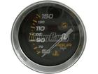 Termômetro de Água Elétrico Cronomac Carbono 60mm Luz Branca