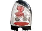 Lanterna Traseira Altezza Gol G3 Cromada CLA