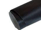Adesivo Fibra de Carbono Preto