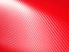 Adesivo Fibra de Carbono Vermelho