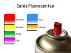 Spray Power Revest Cores Fluorecentes Envelopamento Liquido