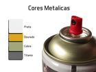 Spray Power Revest Cores Metálicas Envelopamento Liquido