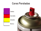 Spray Power Revest Cores Peroladas Envelopamento Liquido