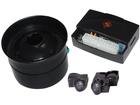 Alarme ST 100 com Bloqueio Integrado, Sirene, Travamento Automático, Corte de Ignição e Monitoramento