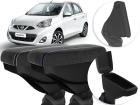 Apoio de Braço para Nissan March - Com Coifa e Porta-Objetos