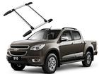 Bagageiro para Chevrolet S10 2012 até 2016 Projecar Prata
