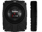 """Caixa Amplificada com Subwoofer 10"""" Bomber Slim 175W RMS"""
