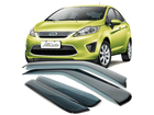 Calha de Chuva para New Fiesta Hatch 11/12