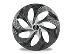 Calota Esportiva Aro 14 EVOLUTION Graphite/Silver 4x100 4x108 5x100