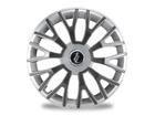 Calota Esportiva Aro 14 TRITON Silver/Graphite 4x100 4x108 5x100