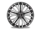 Calota Esportiva Aro 14 TRITON SPORT Graphite/Silver/Black 4x100 4x108 5x100