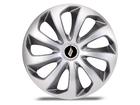 Calota Esportiva Aro 14 VELOX Silver/Graphite 4x100 4x108 5x100