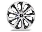 Calota Esportiva Aro 14 VELOX Silver/Black 4x100 4x108 5x100