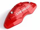 Capa para Pinça de Freio Chevrolet - Vermelho