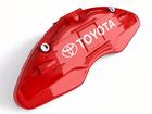 Capa para Pinça de Freio Toyota - Vermelho