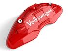 Capa para Pinça de Freio Volkswagen - Vermelho