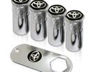 Capa de Válvula Antifurto Toyota