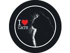 Capa Estepe Ecosport/Crossfox/Aircross/Spin Love Cats