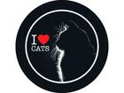 Capa Estepe para Jimny 4sport/Jimny 4work/Tracker/Tiggo/Vitara Love Cats