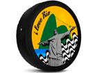 Capa Estepe para Jimny 4sport/Jimny 4work/Tracker/Tiggo/Vitara Rio