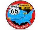 Capa Estepe para Jimny 4sport/Jimny 4work/Tracker/Tiggo/Vitara Rota 66