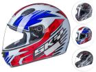 Capacete Moto Fechado Motosky Sky Blade - Super Leve