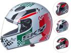 Capacete Moto Fechado Motosky Sky Race - Super Leve