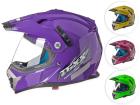 Capacete Motocross Texx com Viseira Dupla MX Double Vision