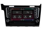 "Central Multimidia para Golf MK 7 13/.. Tela 8"" - STQ c/ TV Full HD"