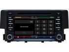 Central Multimidia para Civic 17 - STQ 5.0
