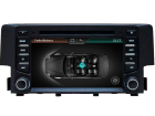 Central Multimidia para Civic 17 - STQ 5.0 c/ TV Full HD