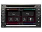 Central Multimidia para Fox Golf Polo - STQ c/ TV Full HD