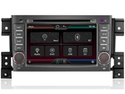 Central Multimidia para Suzuki Grand Vitara 10/.. - STQ