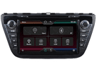 Central Multimidia para Suzuki S-Cross - STQ