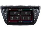 Central Multimidia para Suzuki S-Cross - STQ c/ TV Full HD