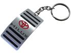 Chaveiro Mini Pedaleira Toyota Hilux