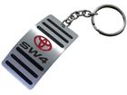 Chaveiro Mini Pedaleira Toyota SW4