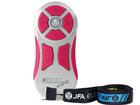 Controle Longa Distância JFA K600 - 600 Metros Alcance - Branco Teclado Rosa - Universal