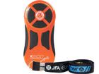 Controle Longa Distância JFA K600 - 600 Metros Alcance - Laranja Teclado Preto - Universal