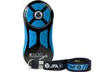 Controle Longa Distância JFA K600 - 600 Metros Alcance - Preto Teclado Azul - Universal