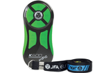 Controle Longa Distância JFA K600 - 600 Metros Alcance - Preto Teclado Verde - Universal