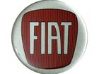 Emblema Adesivo Roda Resinado Fiat 48mm